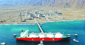 «العمانية للغاز الطبيعي المسـال» تبيع 1.1 مليون طن متري سنوي من الغاز المسـال لـ«بي. بي. سنغافورة»