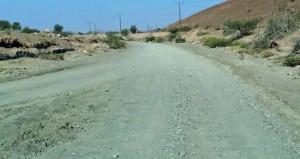 أهالي عبري يطالبون برصف طريق المدينة الأثرية في بات وبلدة العبلة وتوفير الخدمات للسياح والزائرين