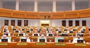 """مجلس الدولة يقر لائحته الداخلية ويوافق على اقتراح لدراسة """"دور الدراما العُمانية في المجتمع"""""""
