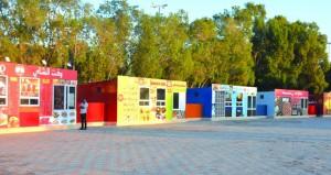 اكتمال كافة الاستعدادات لبدء فعاليات ومناشط مهرجان مسقط 2018