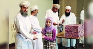 ختام مسابقة ترتيل القرآن الكريم الثالثة ببركة الموز وتكريم الفائزين بالمراكز الأولى
