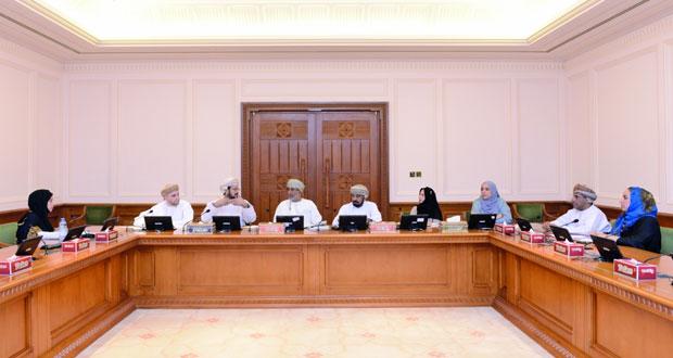 لجنة الصداقة البرلمانية العمانية ـ البولندية بمجلس الدولة تناقش ترتيبات زيارة بولندا
