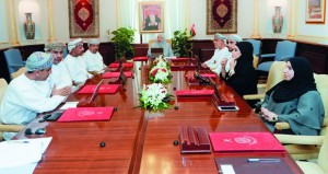 مجلس جامعة السلطان قابوس يعتمد (الإرشاد النفسي) تخصصا جديدا ضمن برنامج للماجستير