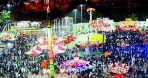 فعاليات مهرجان مسقط 2018م