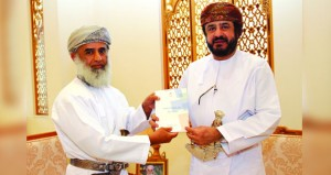 وزير الخدمة المدنية يدشن كتاب«أخلاق الوظيفة الحكومية بسلطنة عمان»