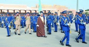 سلاح الجو السلطاني العماني يحتفل بتخريج دفعة جديدة من الضباط الطيارين والجويين