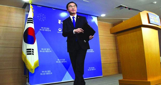 كوريا الجنوبية تعرض على جارتها الشمالية إجراء مفاوضات .. وسط ترحيب صيني