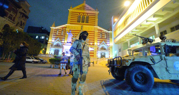 مصر: الداخلية تنجح فى ضبط 200 إرهابى وإحباط 76 تفجيرا في 2017