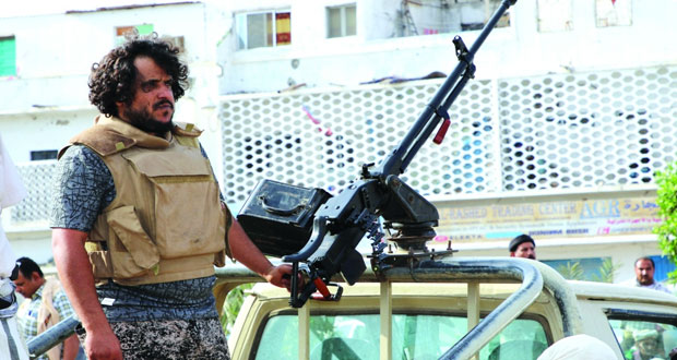 اليمن : قتلى وجرحى مع تجدد الاشتباكات فـي عدن بالدبابات والمدفعية الثقيلة