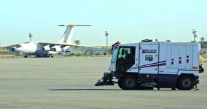 ليبيا: ارتفاع قتلى اشتباكات مطار معيتيقة إلى 20 قتيلا على الأقل