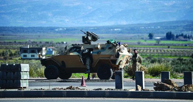 سوريا: الأسد يتوعد إسرائيل بالرد والجيش يحبط هجوما على محور حرستا
