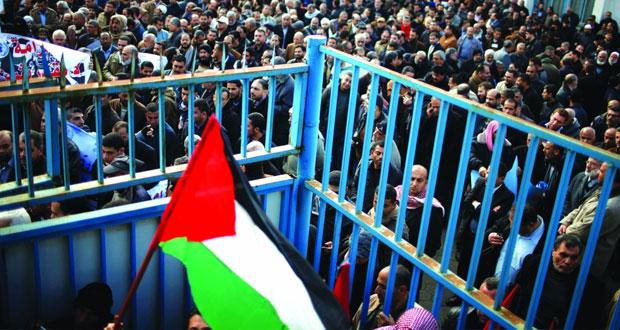 تعليق العمل في مرافق أونروا في قطاع غزة ليوم واحد