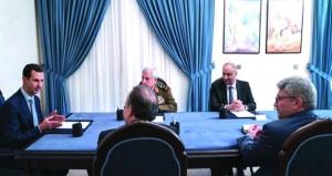 سوريا: الجيش يسيطر على التلول الحمر الاستراتيجية ويقفل ملف الغوطة الغربية