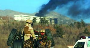 أفغانستان: 6 قتلى في هجوم تبنته حركة طالبان على فندق فخم