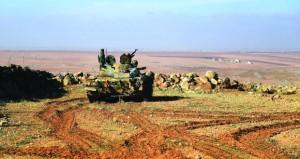 سوريا: الجيش يتقدم بأرياف إدلب وحلب وحماة