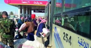 سوريا: 3 آلاف نازح يعودون إلى قراهم بريف دير الزور الشرقي