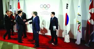كوريا الشمالية ترسل وفدا للجنوبية اليوم للإعداد للألعاب الأولمبية