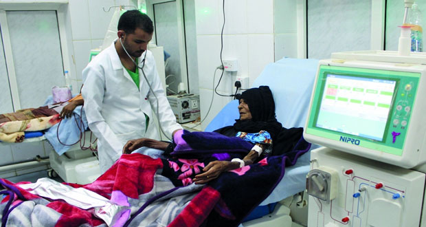اليمن: إسماعيل ولد الشيخ أحمد يقدم استقالته كمبعوث أممي