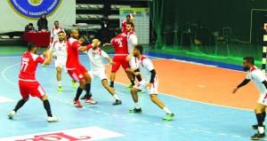 منتخبنا الوطني يخسر أمام البحرين ويقع في المجموعة الأولى بالدور الثاني
