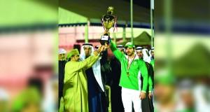 رئيس الاتحاد الدولي لالتقاط الأوتاد يشهد منافسات بطولة السعودية