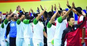 منتخبنا الوطني يهدر آخر فرص الحصول على بطاقة التأهل للمونديال بخسارة أمام السعودية