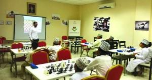 منتخب المراحل السنية للشطرنج يبدأ معسكرا تدريبيا