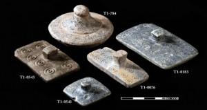 5 مواقع أثرية تعود لحضارة أم النار في صحم