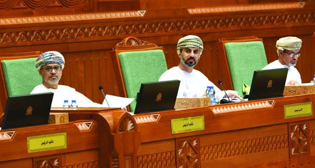 الشورى يبدي مرئياته في اتفاقيتي ضبط السفن المقاومة لالتصاق الشوائب والمسؤولية المدنية عن أضرار التلوث بوقود السفن