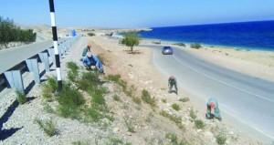 تواصل تقديم الخدمات البلدية والمائية بنيابة طيوي
