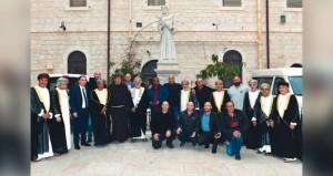 الوزير المسؤول عن الشؤون الخارجية يزور مدينة القدس