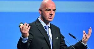 إنفانتينو: قطر ستنظم بطولة رائعة في 2022