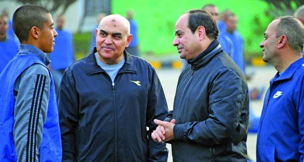 مصر: السيسي يؤكد أن الإرهاب يسعى لهدم الأمم والقضاء على مستقبل الشعوب