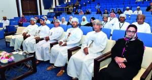 انطلاق المؤتمر الرابع للجمعية العربية لأمراض العمود الفقري بمركز عمان للمؤتمرات والمعارض