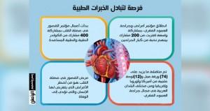 انطلاق مؤتمري (أمراض العمود الفقري) و(القصور في عضلة القلب)