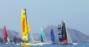 الطواف العربي للإبحار الشراعي يسجل نجاحا كبيرا في الترويج السياحي للسلطنة وأبرز المقومات الطبيعية