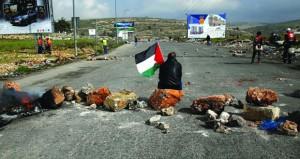 الاحتلال يواجه المسيرات السلمية بالرصاص والغاز ويخلف إصابات