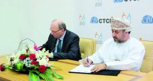 جسور وCB&I CTCI توقعان اتفاقية تعاون في مجال المسئولية الاجتماعية