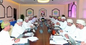 مجلس إدارة الغرفة يدعو لتأجيل قرارات الرسوم المفروضة على القطاع الخاص