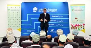 المدير العام لشركة تنمية نفط عمان: النفط والغاز سيبقى المصدر الرئيسي للاقتصاد العالمي خلال الأعوام المقبلة