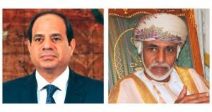 الرئيس المصري يبدأ زيارة للسلطنة غدا