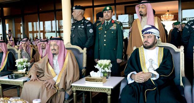 بتكليف من جلالته.. أسعد بن طارق يشارك في (الجنادرية)