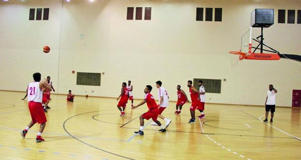 منتخبنا الوطني يواجة اليوم الإمارات والمنتخب القطري يلاقي المنتخب السعودي في خليجي 16 للشباب لكرة السلة