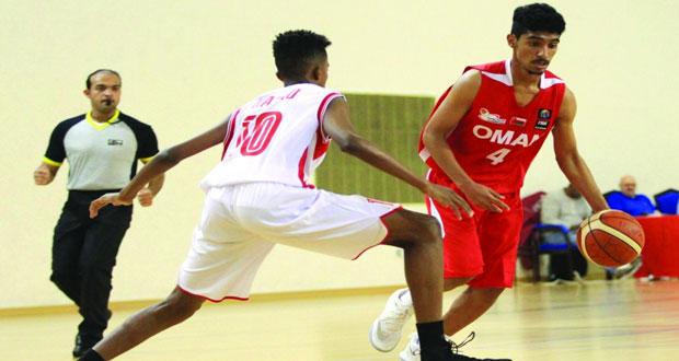منتخبنا الوطني يخسر من المنتخب الإماراتي 54/78 في خليجي 16 للشباب لكرة السلة