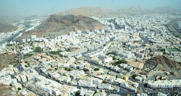 أكثر من 380 مليون ريال عماني قيمة التداول العقاري خلال يناير الماضي