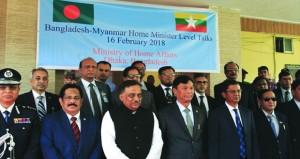 بنجلاديش تسلم ميانمار قائمة بلاجئي الروهينجا لترحيلهم