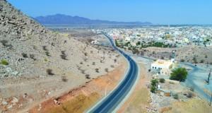 إنجاز 125 كم من الطرق الداخلية بالولايات .. و4112 فلجًا توفر الموارد المائية