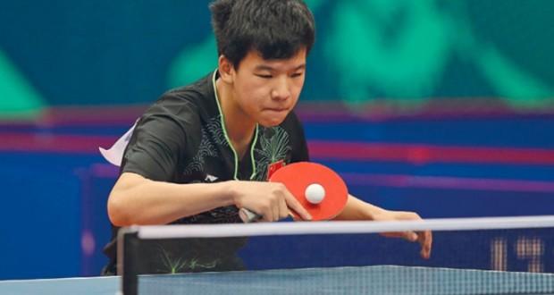 المنتخب الصيني يفرض هيمنته على البطولة بكافة المستويات في منافسات بطولة العالم لكرة الطاولة للأشبال والناشئين