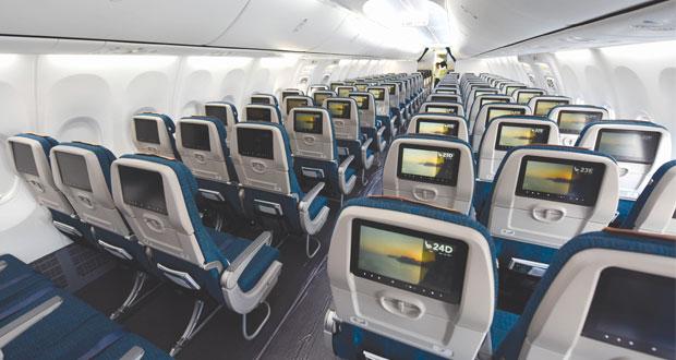 الطيران العماني يستلم (بوينج 737 ماكس) .. والطيران المدني بصدد إعادة هيكلة