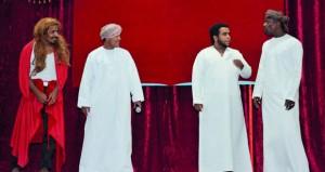 كلية صور الجامعية تستضيف مسرحية «السلفة»