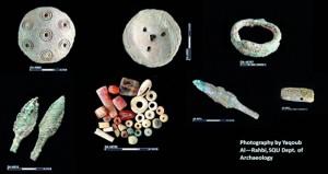 (التراث) تعلن عن مكتشفات أثرية في (الشكور) بضنك